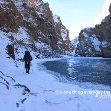 Chadar Trek, Zanskar Valley Ladakh