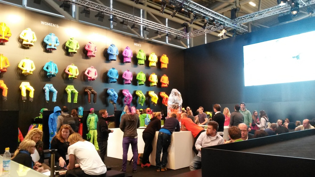 ISPO Outdoor Gear Expo, Munich