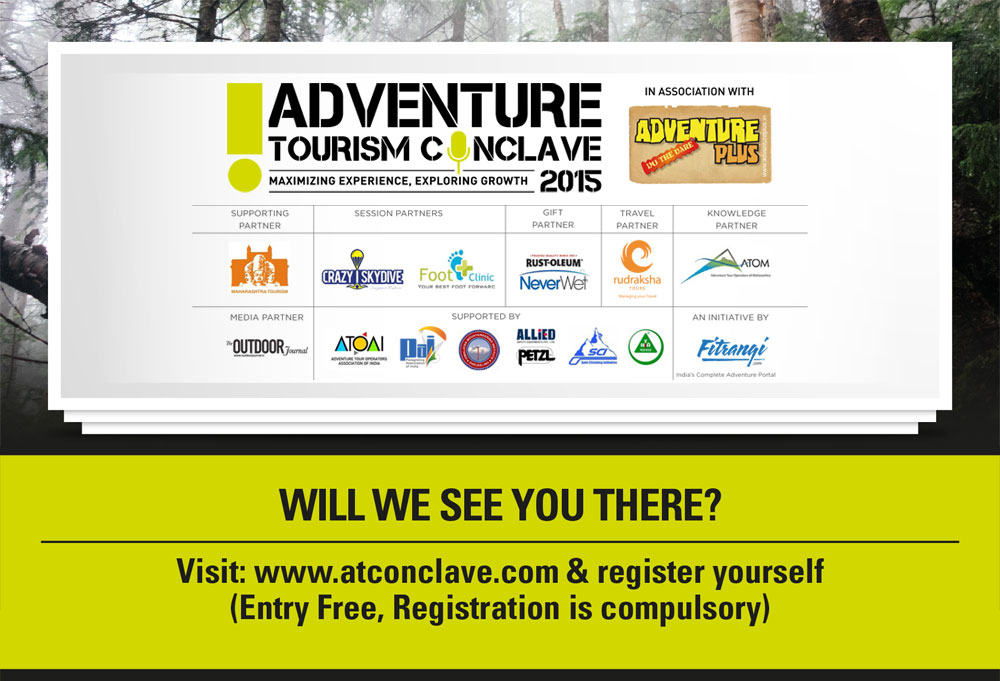 adventure Tourism Conclave by Fitrangi