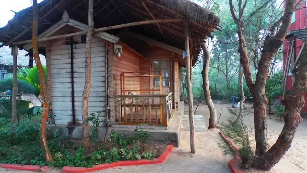Rooms at Lotus Resort Konark