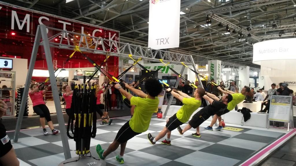 TRX Workout ISPO