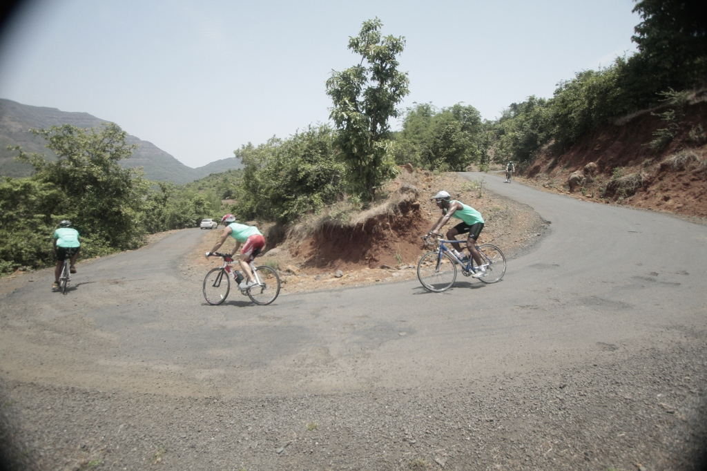 Outdoor Cycling in India