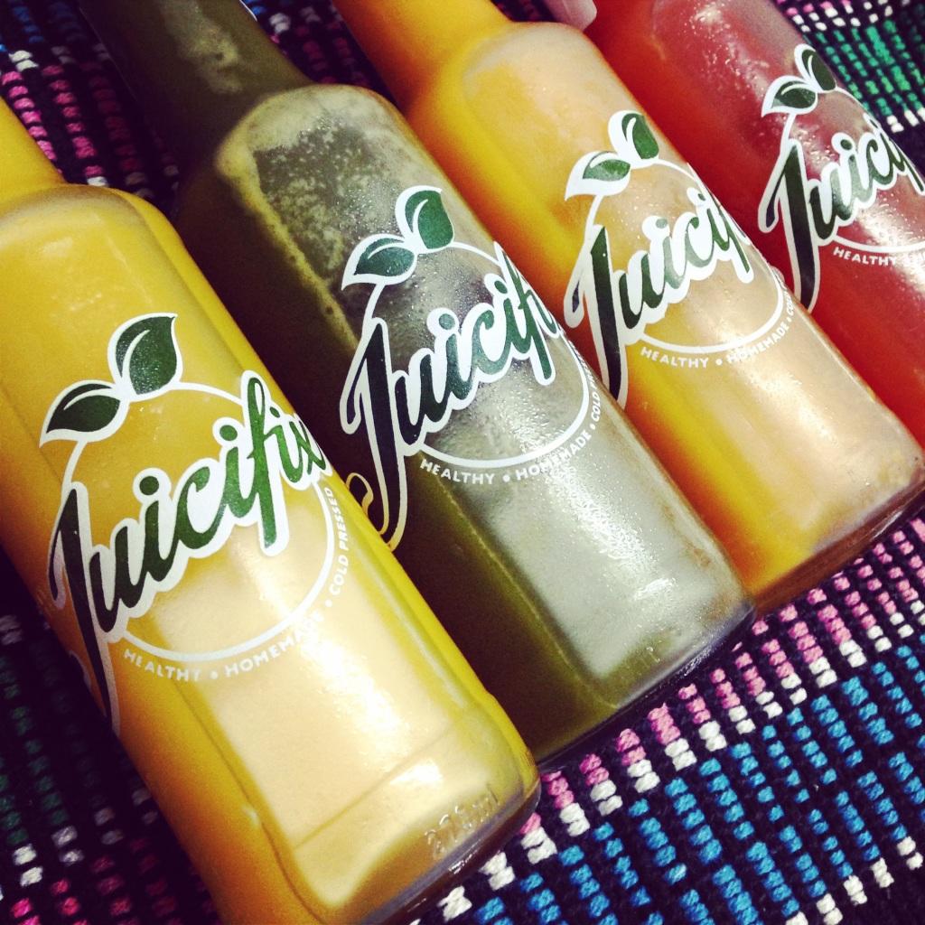 Juicifix coldpressed juices