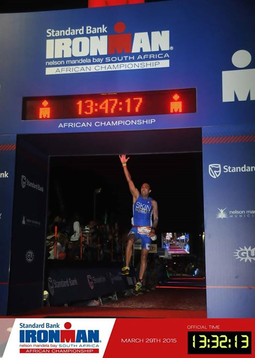 Ironman S Africa Finish