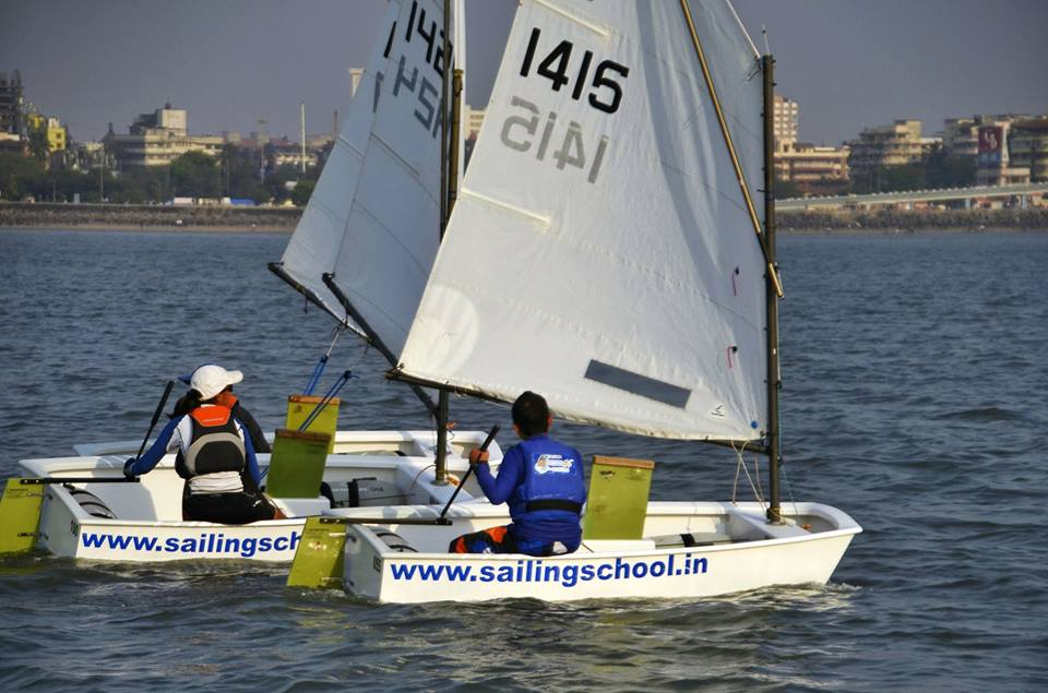 Safe to sail with Sirius Sport in Mumbai