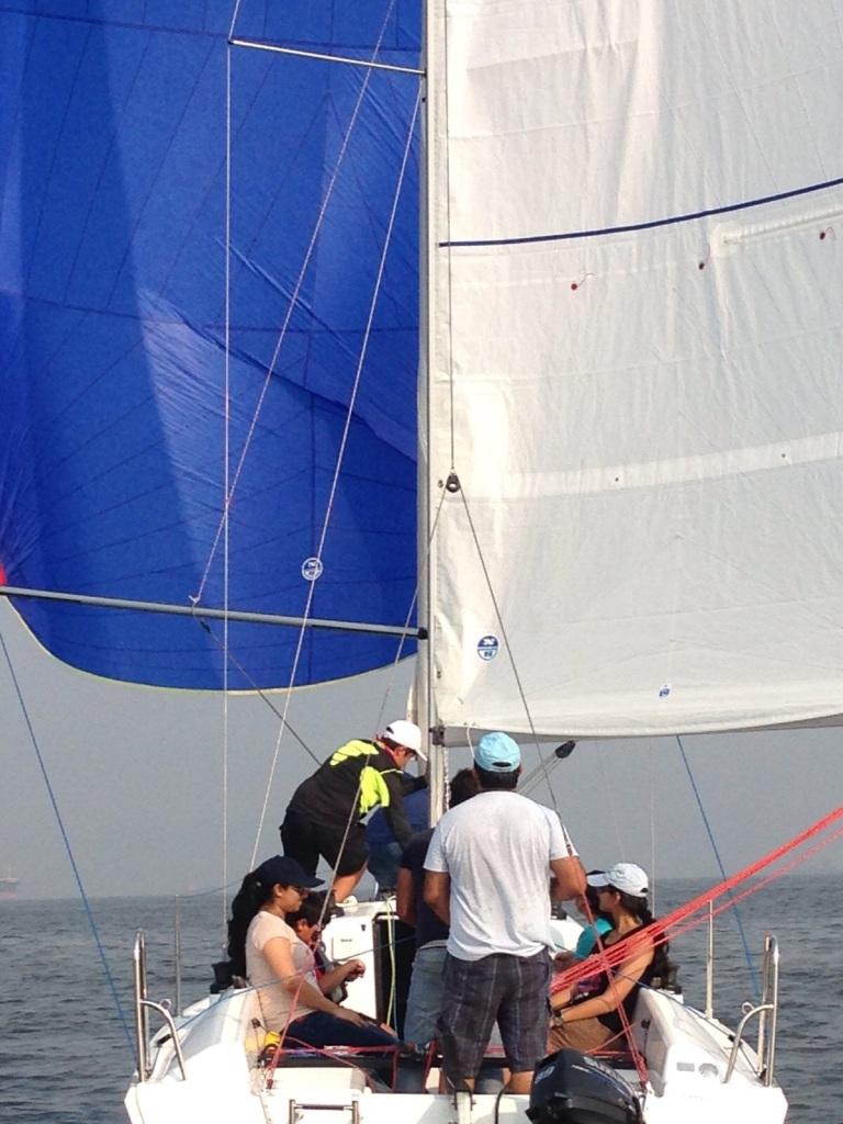 Sirius Sport Sailing in Mumbai